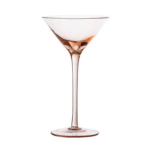 Liga Cocktail Glass, Rose