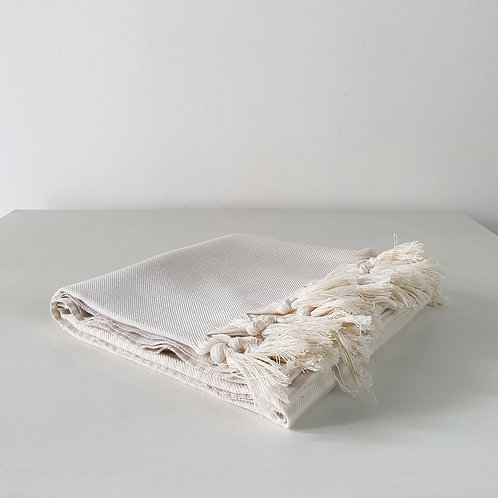 Soke Towel: Very Pale Lavender