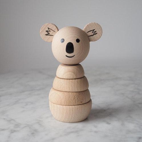 Koala Stacking Toy