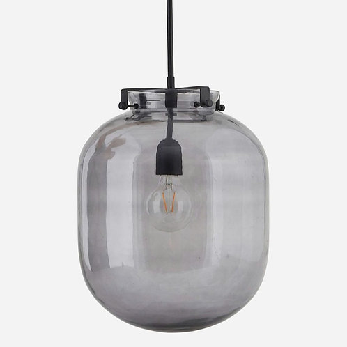 Ball Lamp Grey from House Doctor