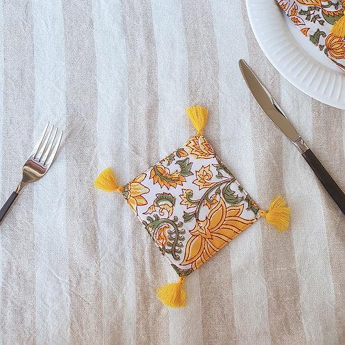 Coasters by Jezzroom: Liana