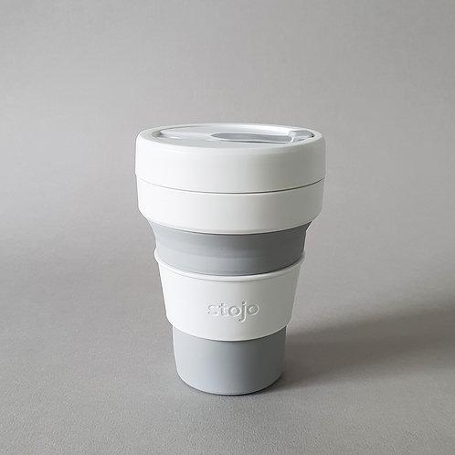 Stojo Pocket Size Cup - Dove
