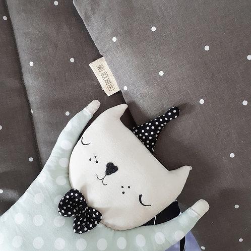 Handmade Soft Toy Kitten