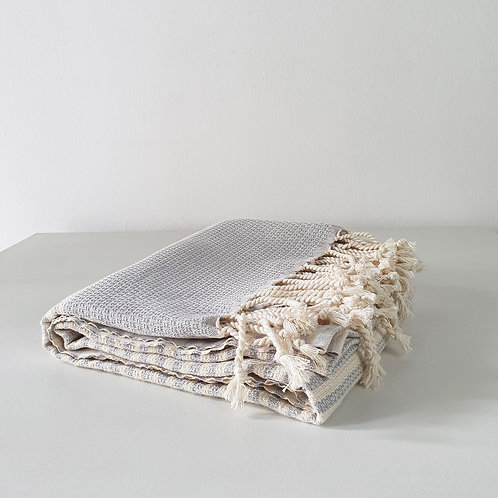 Mugla Towel: Pale Lavender