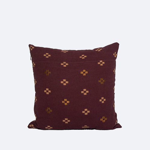 Tinui Cushion Cover with Embroidery by Jezzroom