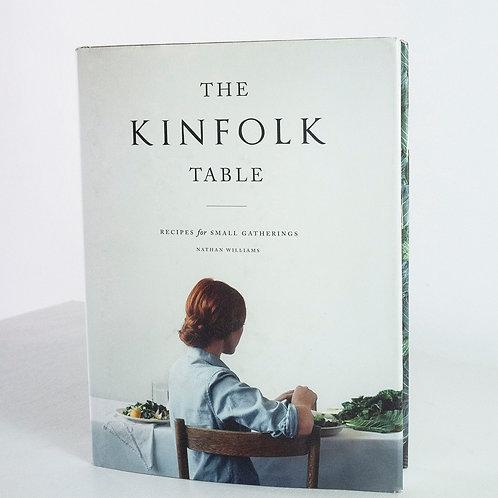 The Kinfolk Table (Available Immediately)