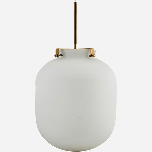 Ball Lamp White by House Doctor