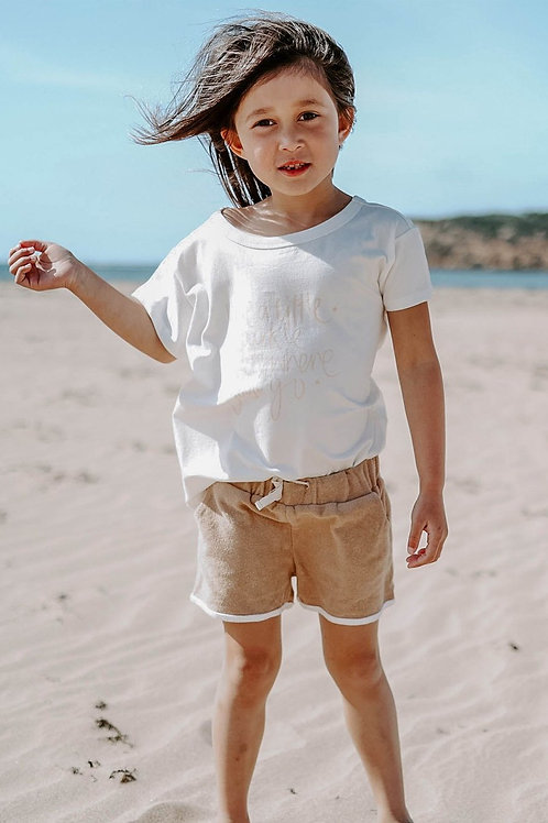 Boxy T-Shirt - Leave A Little Sparkle Everywhere