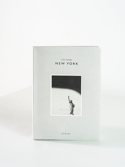 Cereal City Guide: New York (Available Immediately)