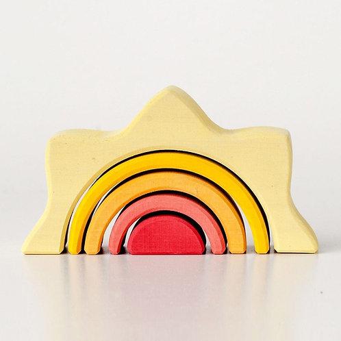 Sun Arch Stacker by Raduga Grez