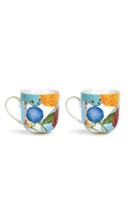 Gift Set of 2 Mugs Small Royal by Pip Studio
