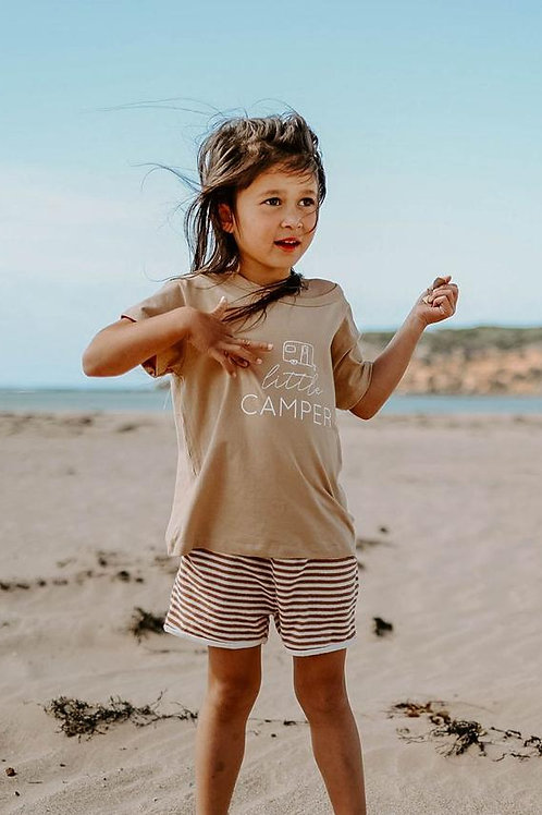 Boxy T-Shirt - Little Camper