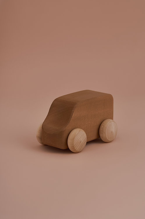 Beige Car