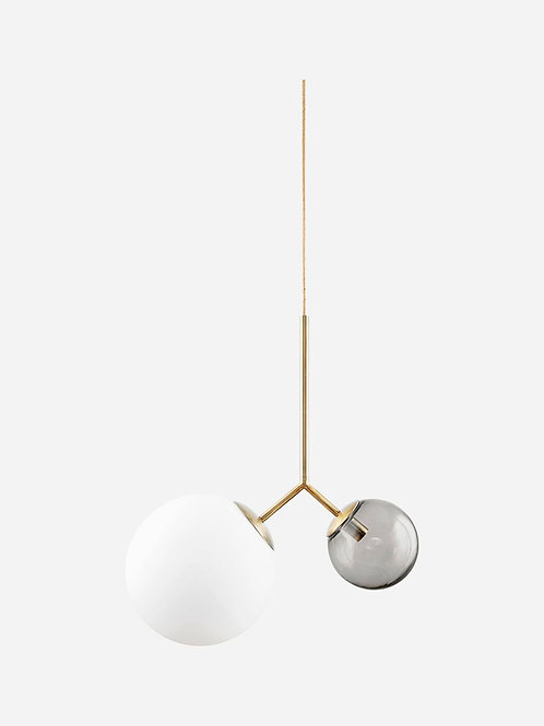 Twice Lamp Grey by House Doctor