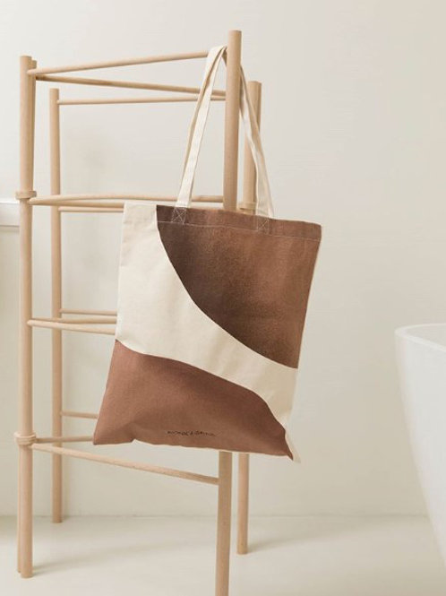 Cotton Tote Bag Earthy
