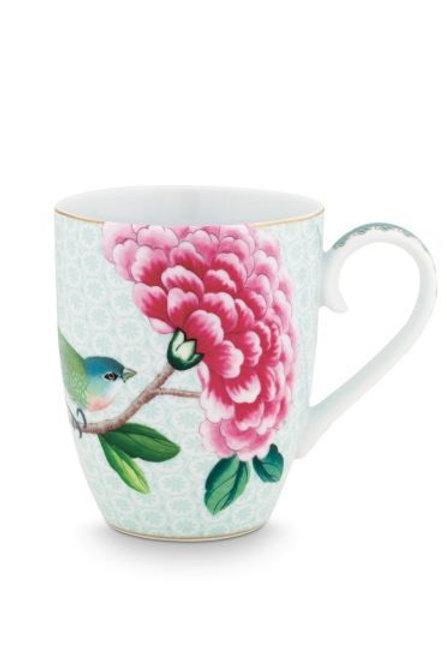 Mug Blushing Birds White by Pip Studio