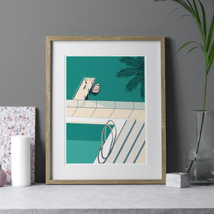 PRINTS BY KEELER AND SIDAWAY