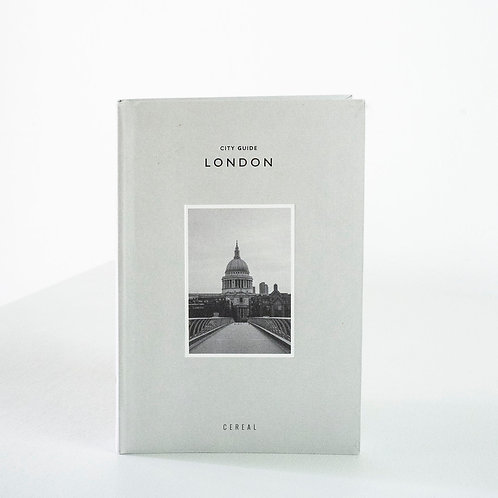Cereal City Guide: London (Available Immediately)