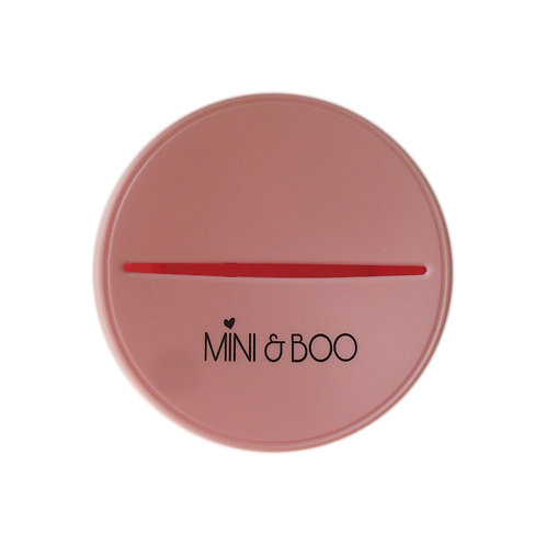Silicone Snack Lid by Mini & Boo