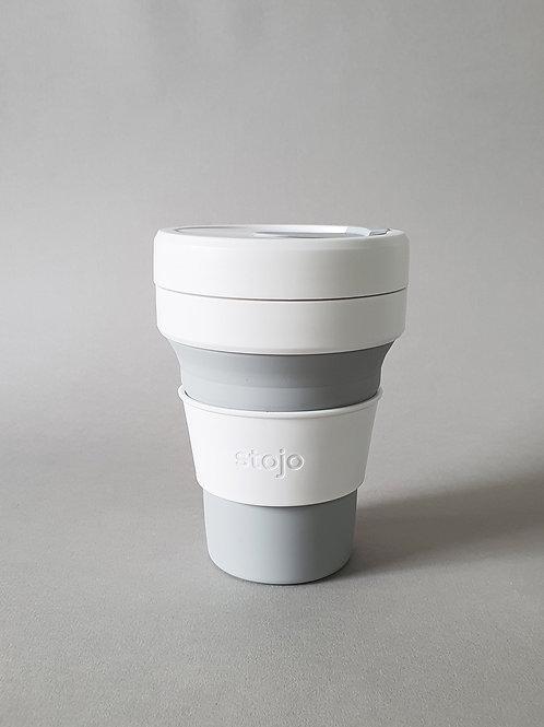 Stojo Biggie Size Cup - Dove