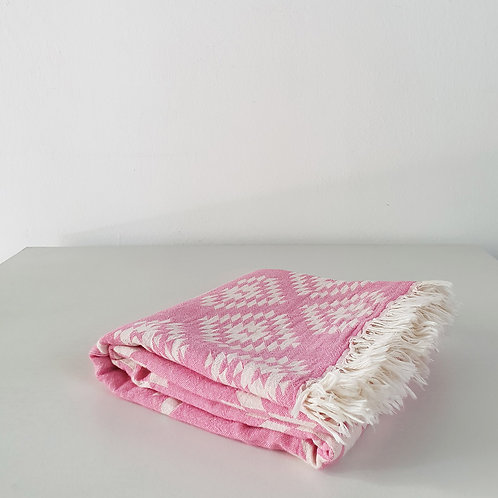 Terme Towel: Pink