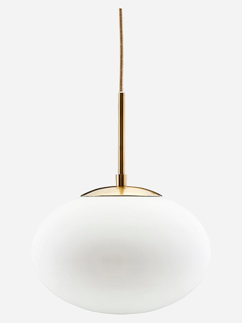 Opal Lamp White by House Doctor