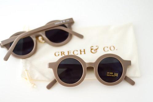 Sustainable Kids' Sunglasses: Stone
