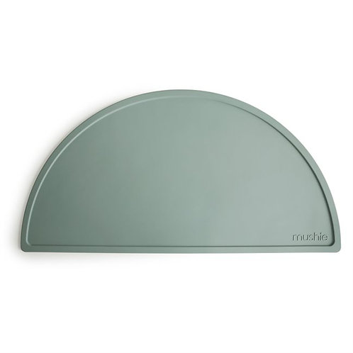 MUSHIE Silicone Placemat: Cambridge Blue