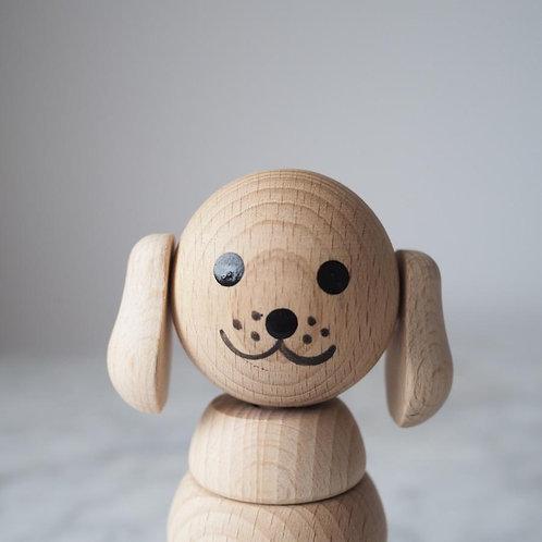 Dog Stacking Toy