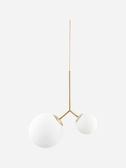 Twice Lamp White by House Doctor