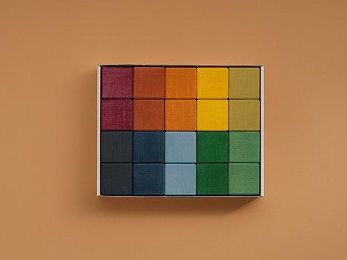 Earth Cubes Set