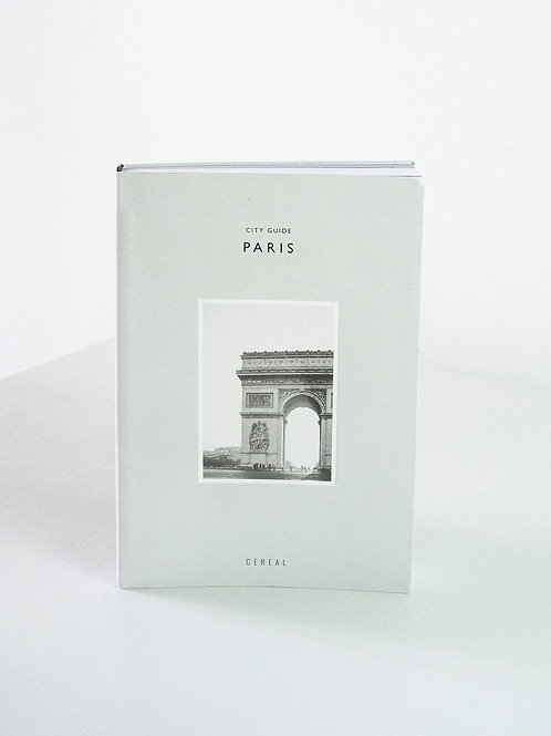 Cereal City Guide: Paris (Available Immediately)