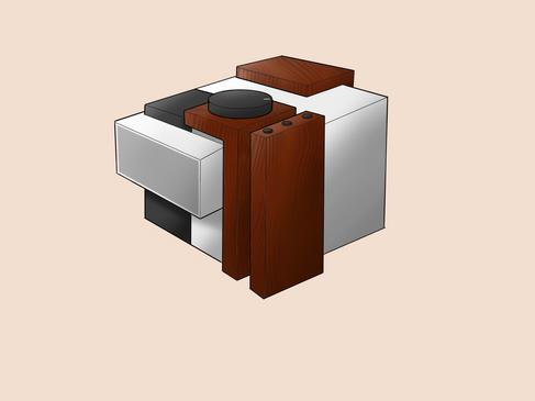Geometric Speaker
