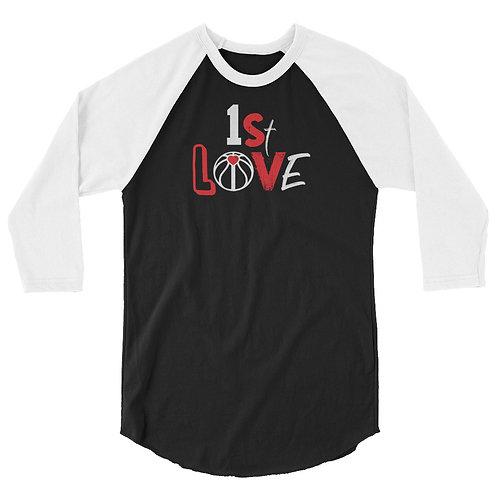 1st Love 3/4 sleeve shirt