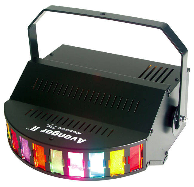 old dj light