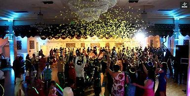 Party confetti cannon