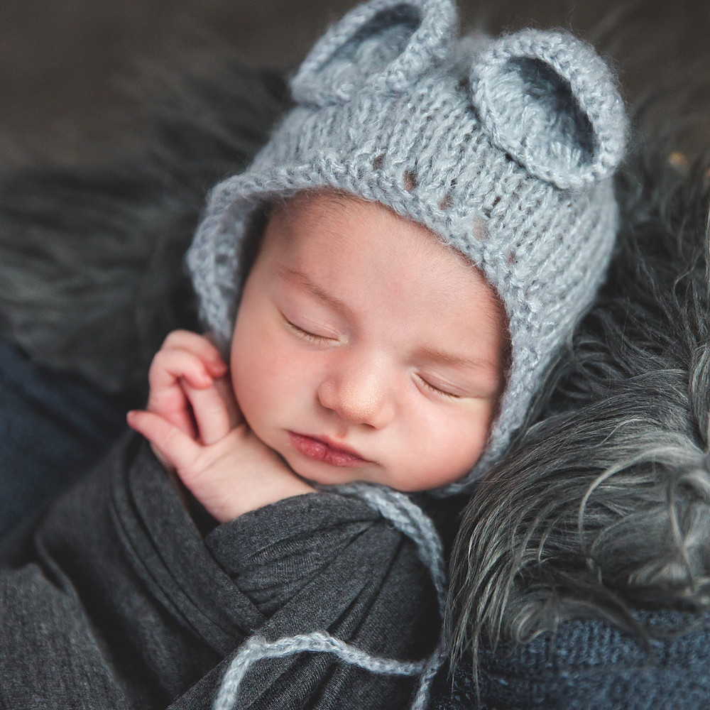 Jackson Newborn Sneak Peeks