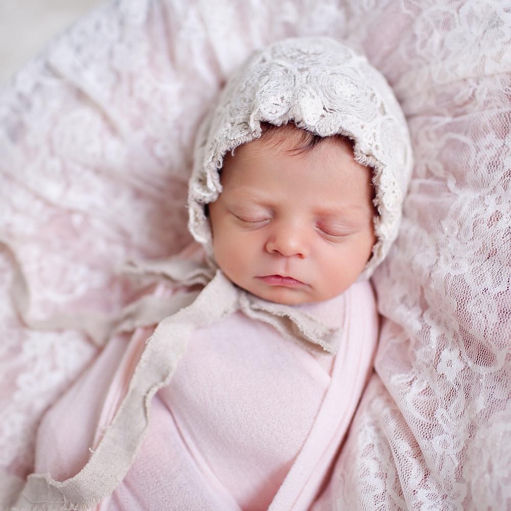 Allison Newborn Sneak Peeks