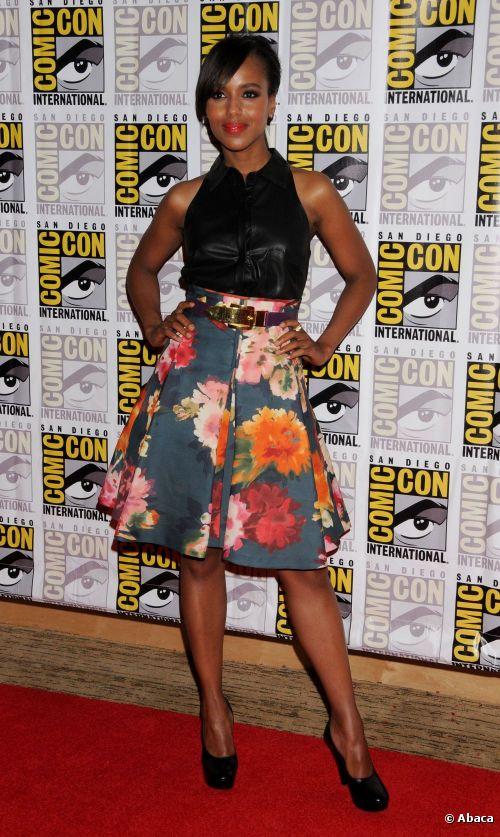 Kerry Washington, ComicCon
