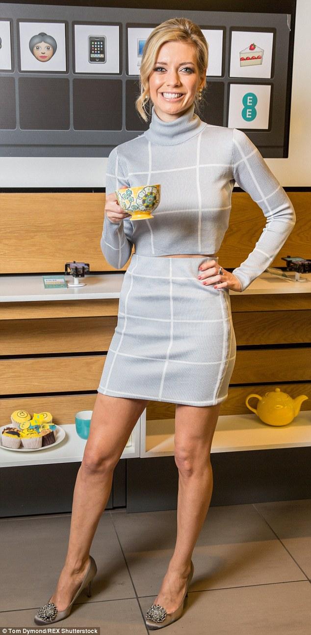 Rachel Riley EE Tea Party