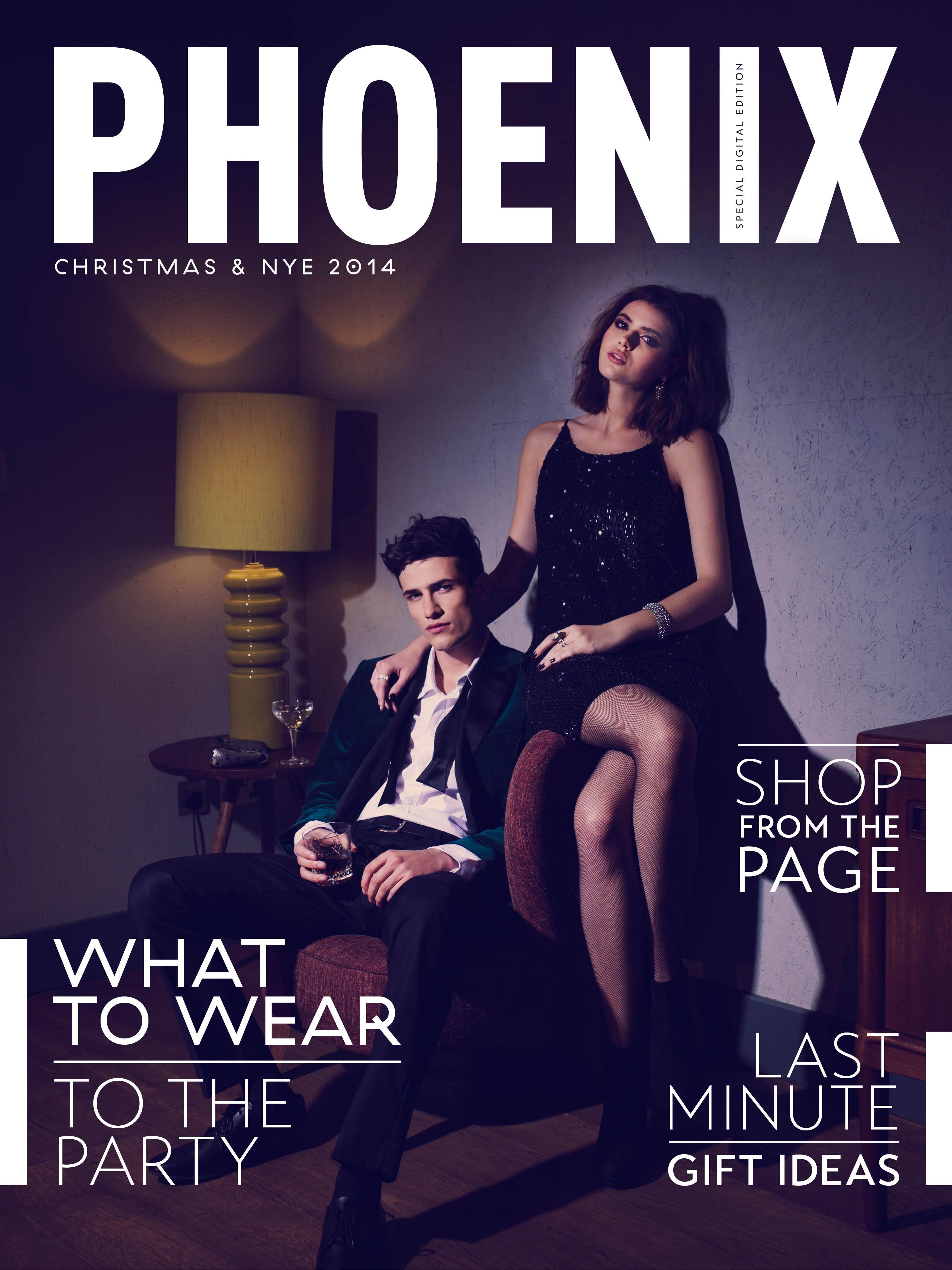 COVER Phoenix Digital Christmas Special