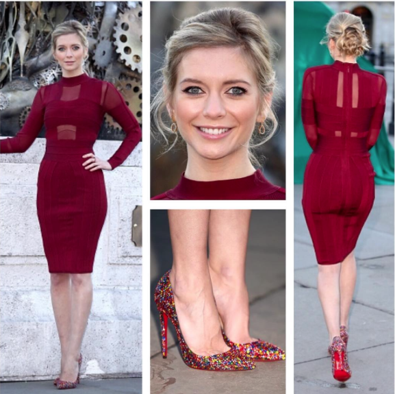 Rachel Riley, National Geographic