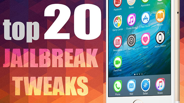 Top 20 Cydia Tweaks for iOS 9 3 3 Of ALL TIME - iOS 9 PANGU