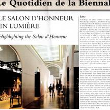 Quotidien de la Biennale N.5-18:09:12-I