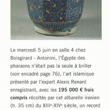La Gazette Drouot N°23 14:06:2013 - Alex