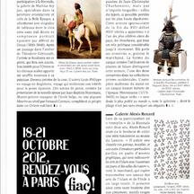 Quotidien de l'Art - Septembre 2012 - Al