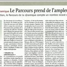 Le Journal des Arts, Spetembre 2013 - Al