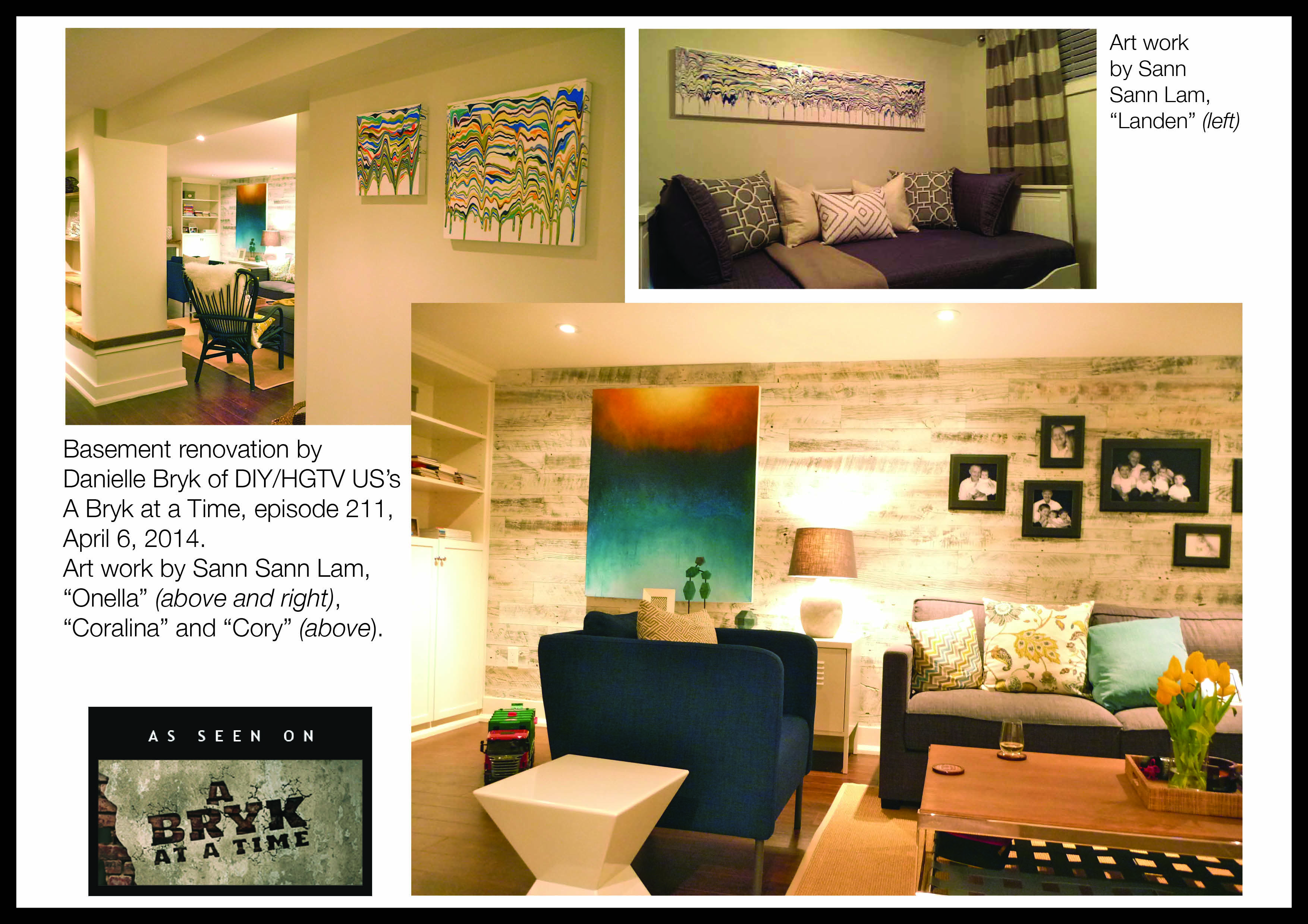'A Bryk at a Time' on HGTV