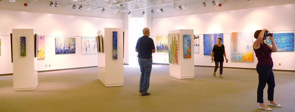 Explore local galleries for inspiration or even to purchase.