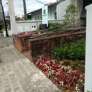 MURO GRUPO BOTICÁRIO ANTES